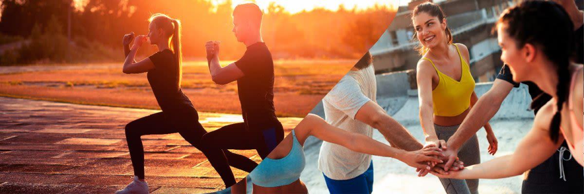 Fitnessweek 3 - deel 2