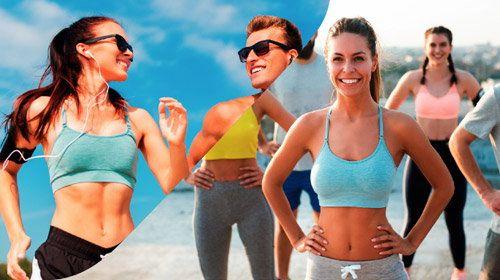 4 weken fitness voor beginners - week 2