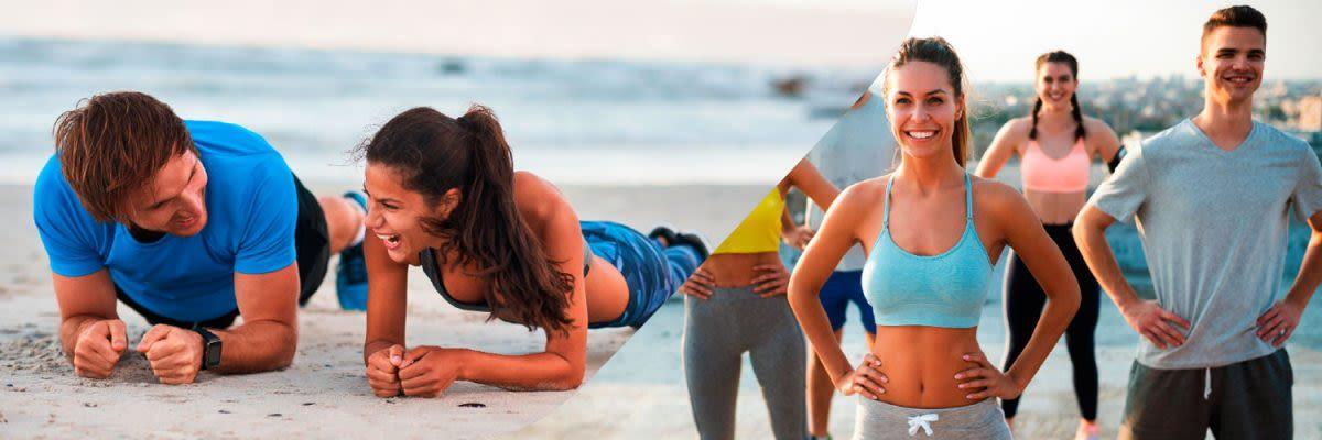 Fitnessweek 3 - deel 1
