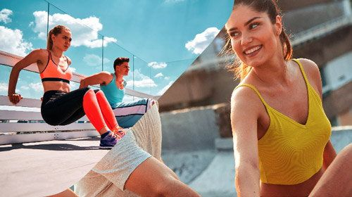 Eindspurt - Fitnessweek voor beginners deel 4