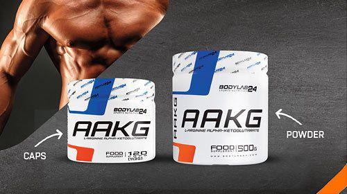 Nieuwe producten bij Bodyab24 - AAKG