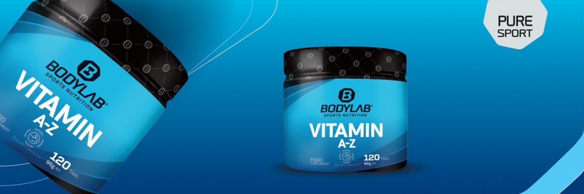 Vitaminen A-Z - Antwoorden op veelgestelde vragen