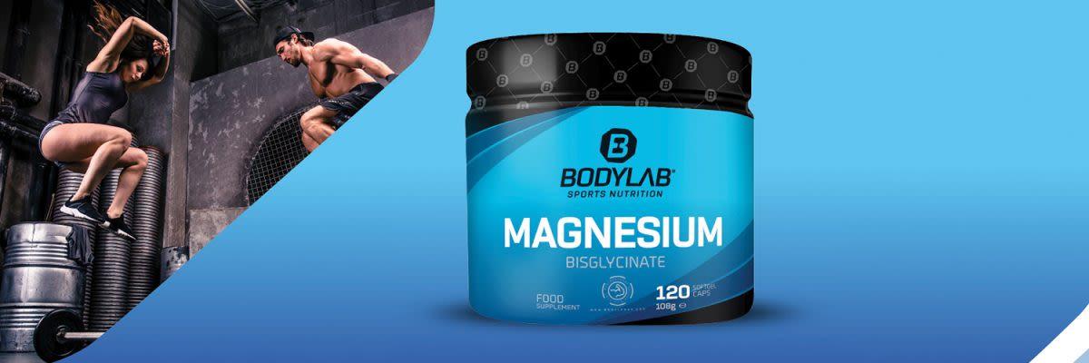Magnesium Bisglycinate capsules