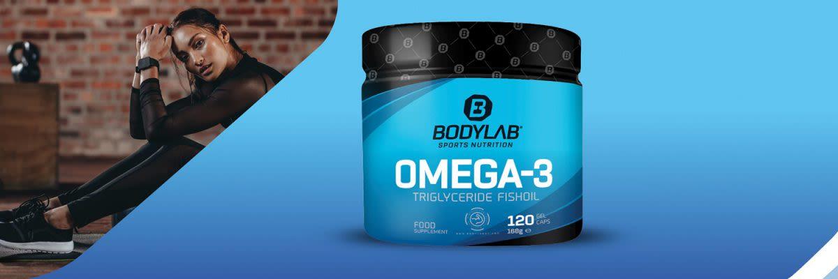Bodylab24 Omega 3 Triglyceride