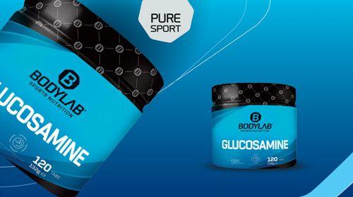 Glucosamine tabletten - nu nieuw bij Bodylab