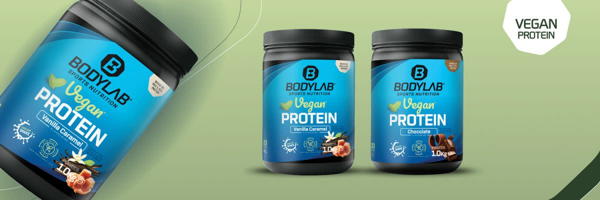 Vegan Protein bij Bodylab24