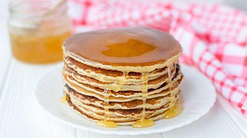 High Protein Pancakes: Einfach, schnell und lecker