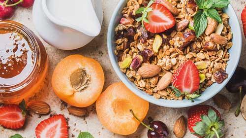 Gesundes Frühstück – so startest du mit Power in den Tag!