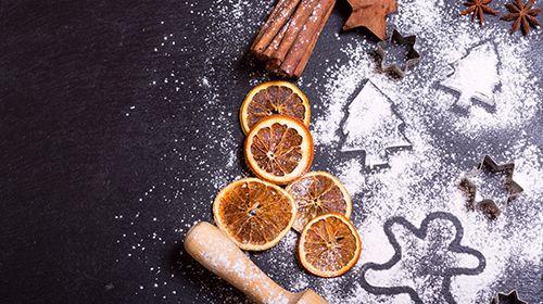 Gesund backen in der Weihnachtszeit: So sparst du Kalorien!