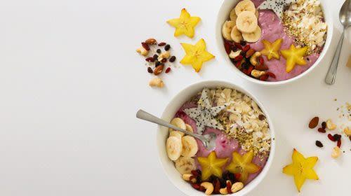 Açai Bowl: Mein liebstes Frühstücksrezept