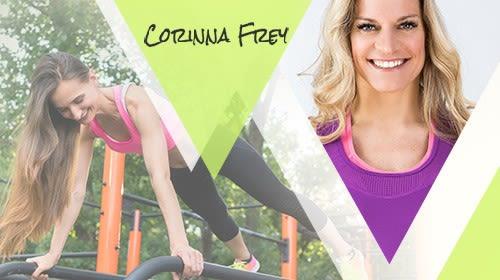 Werde aktiv – Corinna Frey's Fitness- und Ausdauertipps für den Frühling