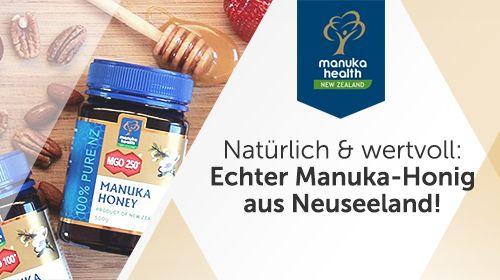 Manuka Honig – Alles über den neuseeländischen Honig