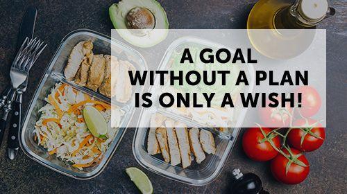 Mealprep – stressfrei und gesund durch den Alltag!