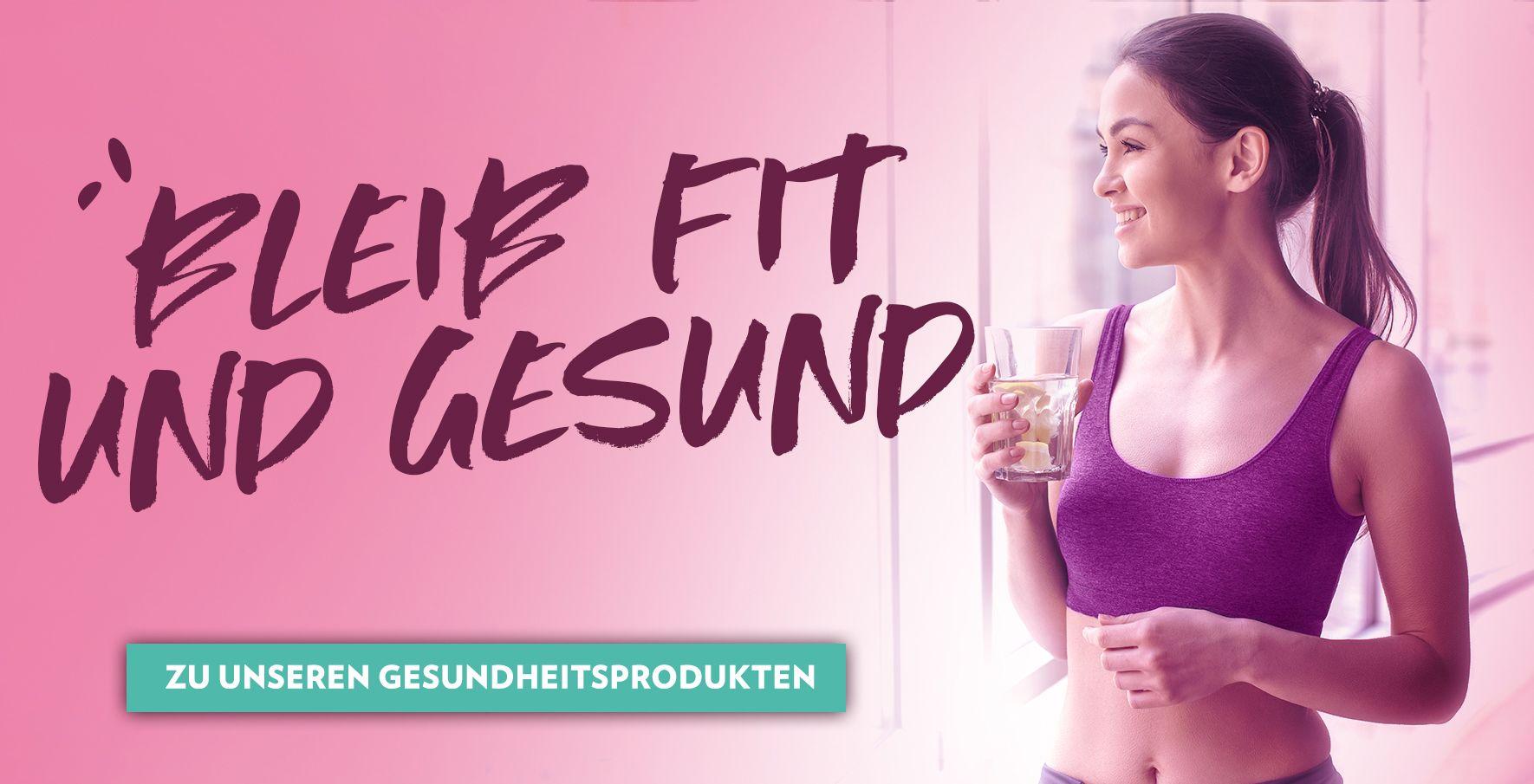Bleib fit und gesund mit GymQueen!
