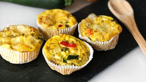 Silvester-Fingerfood: Pikante Muffins von Philians_