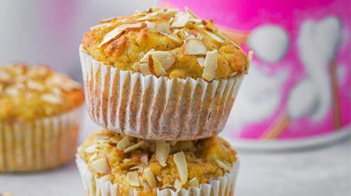 Apfel-Nuss-Muffins
