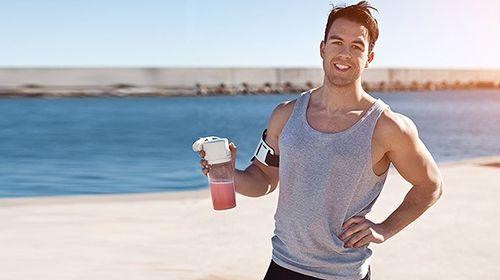 Energie für den Muskelaufbau: Der Post-Workout-Shake