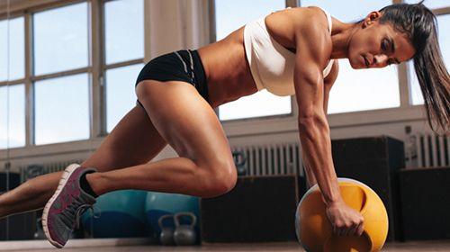 Fett verbrennen und Muskeln erhalten