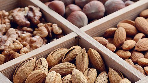 Warum du öfters zu Nüssen, Cashews & Co. greifen solltest