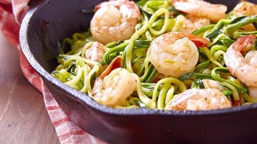 Zoodles - Nudeln à la Zucchini