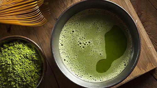 Matcha Tee: Der grüne Koffeinkick