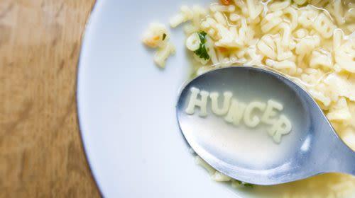 Die 9 besten Tipps gegen Heißhunger