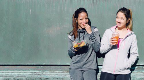 Wie du jeden Tag ganz einfach mehr als 100 kcal einsparen kannst