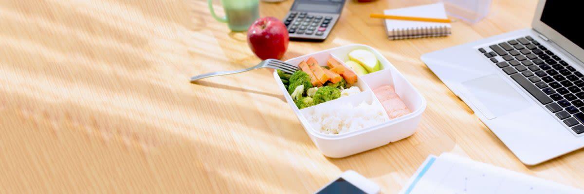 gesunde ernährung trotz stress im Alltag