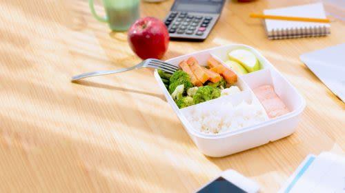 Wie kann ich mich trotz Stress im Alltag gesund ernähren?