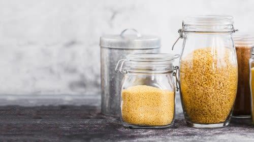 Quinoa, Amaranth & Co. - Gesunder Getreideersatz