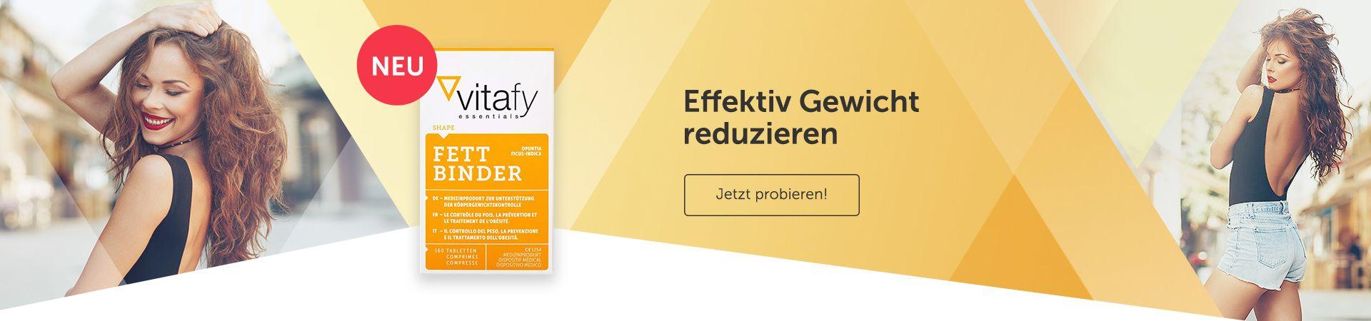 Vitafy Essentials Fettbinder