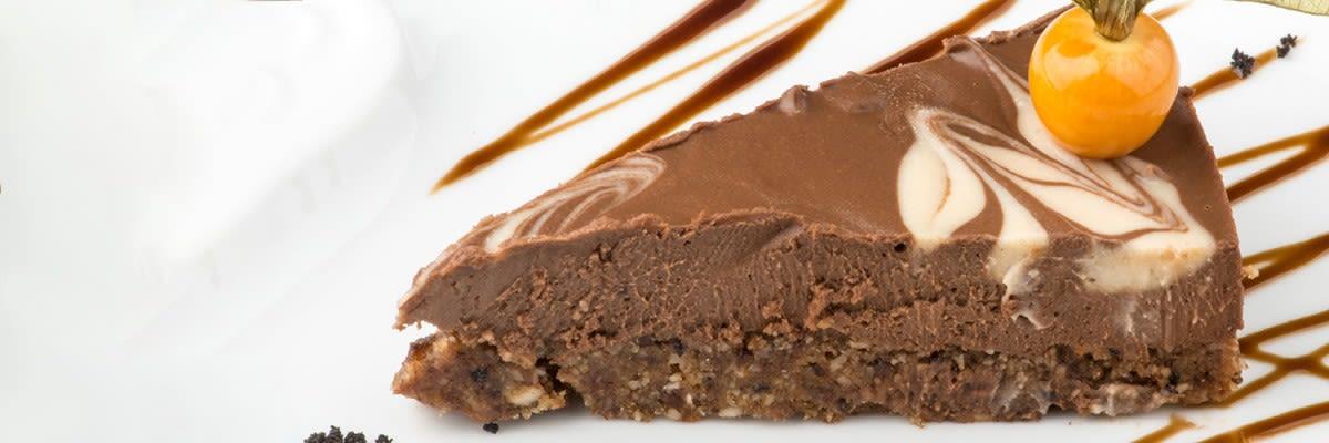 Schoko Protein Kasekuchen Und Chocolate Balls Vitafy De