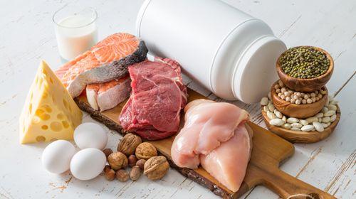 Die Eiweiß-Diät – Abnehmen leicht gemacht