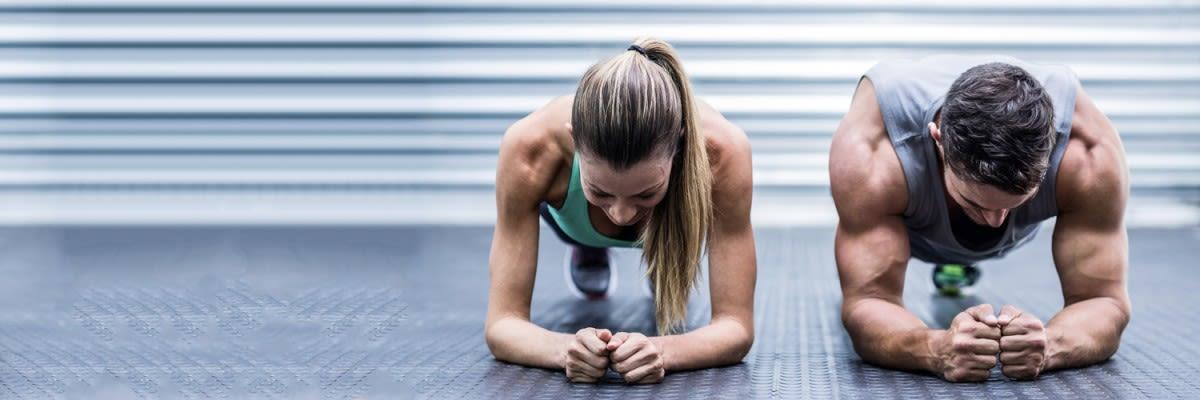 Was brauche ich zum Muskelaufbau? - vitafy.de