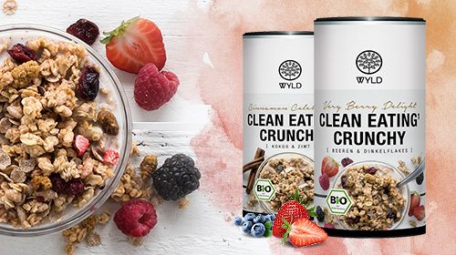 Clean Eating mit WYLD - reueloser Genuss!