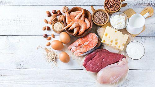 High Protein - Gib Eiweiß eine Chance!