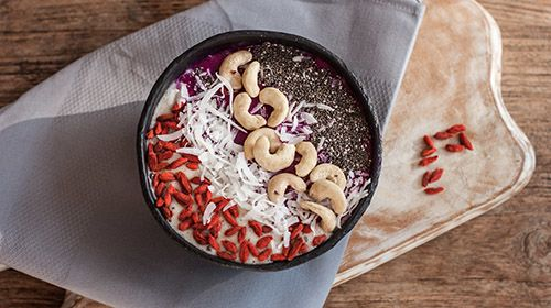 Fruchtige Smoothie Bowl