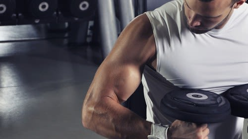 Die 5 effektivsten Übungen für den Muskelaufbau