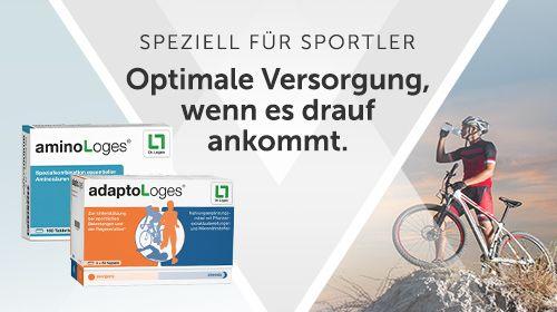 Dr. Loges - Optimale Versorgung speziell für Sportler