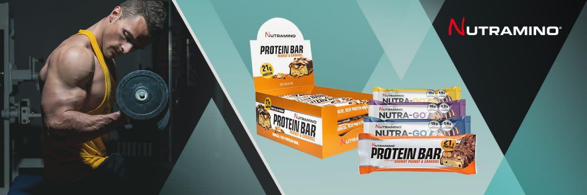 Nutramino - Köstliche Protein-Power to-go!