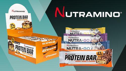 Nutramino - Die führende skandinavische Sports Nutrition Marke
