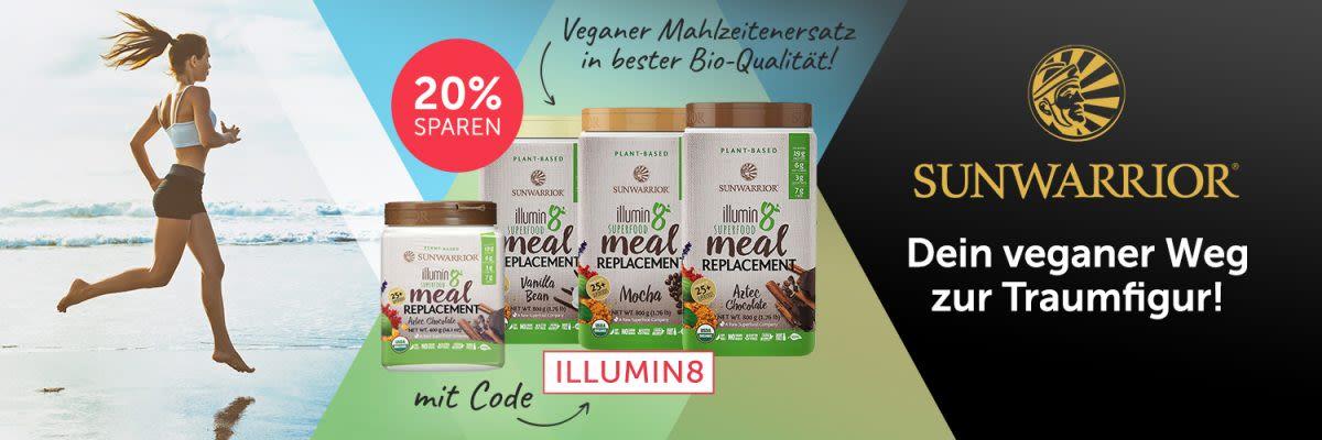 SunWarrior - Dein veganer Weg zur Traumfigur