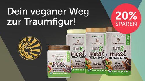 SunWarrior - Vegane Proteine und pflanzenbasierte Superfoods