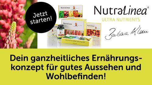 NutraLinea - Dein ganzheitliches Ernährungskonzept für Gesundheit und Wohlbefinden