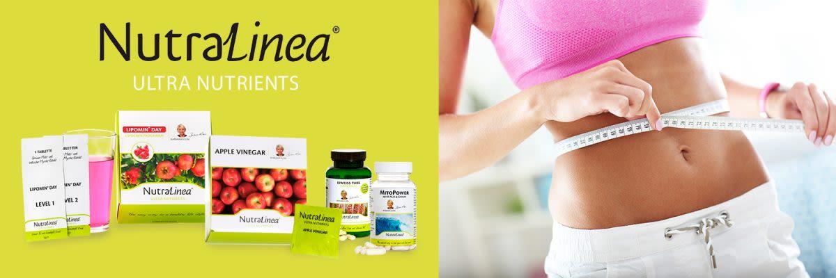 Abnehmen mit NutraLinea - auf gesunde und natürliche Weise!