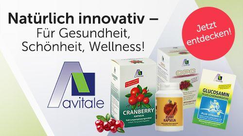 Avitale - Natürlich für deine Gesundheit, Schönheit und Wellness