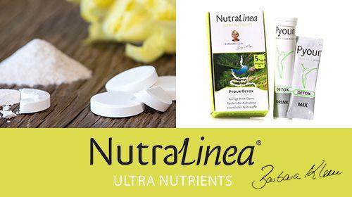 NutraLinea Pyour Detox - Bring deinen Darm in Balance!