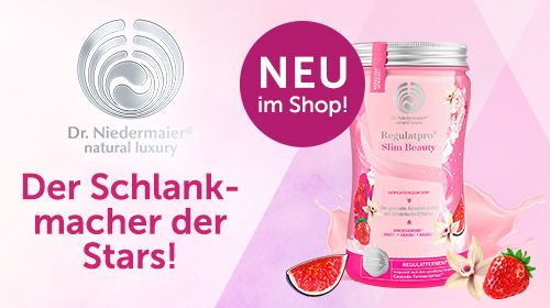Regulatpro® Slim Beauty - Der erste gesunde Abnehm-Drink mit Schönheits-Effekten!