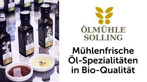 Ölmühle Solling – Die kleine Bio-Manufaktur für hohe kulinarische Ansprüche