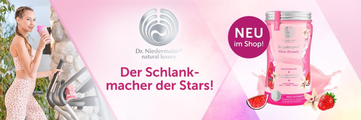 Dr. Niedermaier Regulatpro Slim Beauty - Der Schlankmacher der Stars